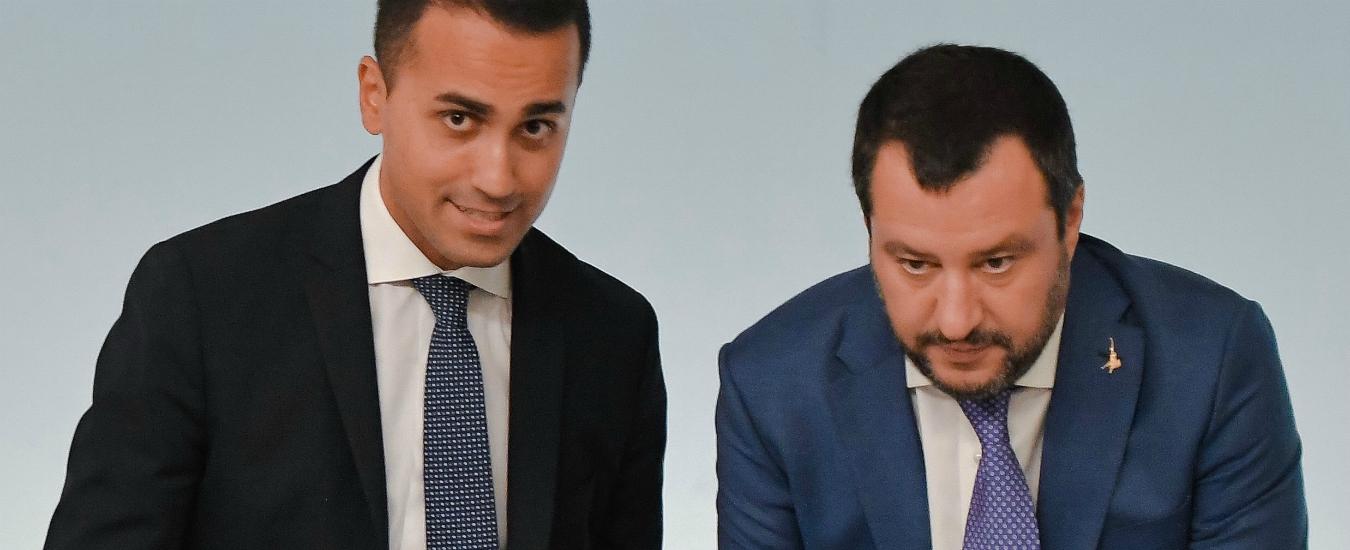 """Inceneritori, Di Maio conciliante con Salvini dopo le tensioni: """"Si appianerà tutto"""". Il leghista: """"Sono impianti sicuri"""""""