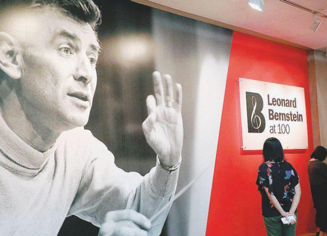 """""""Lennie"""" il genio compositore fu meglio del Bernstein direttore"""