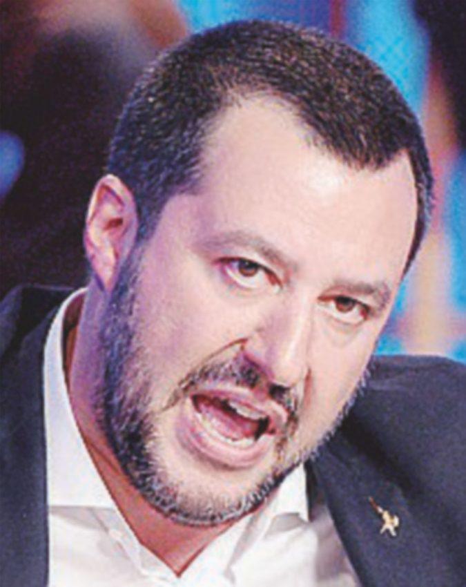 """Salvini sugli attacchi alla stampa: """"L'insulto non è mai una risposta"""""""