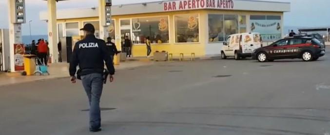 Foggia, pregiudicato vicino al clan Moretti ucciso in una stazione di servizio