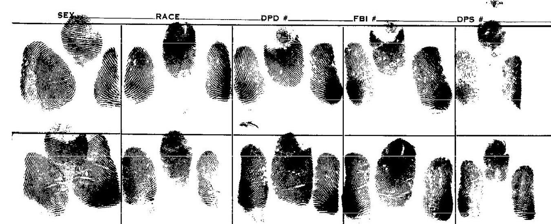 Impronte digitali: l'intelligenza artificiale è capace di falsificarle!