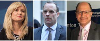 Brexit terremota la May, via dal governo i ministri Raab e McVey: 'Tradite promesse' Tory ribelle presenta mozione di sfiducia