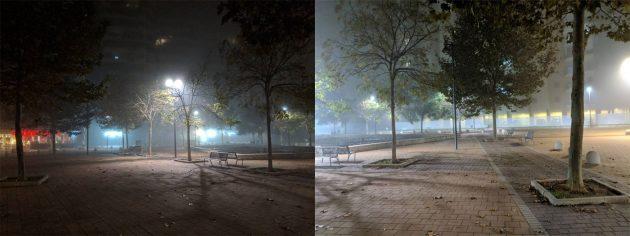 Google Pixel 3 XL è una bomba nelle foto in notturna. Merito
