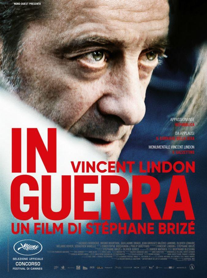 In Guerra, film partigiano e combattente con un monumentale Vincent Lindon