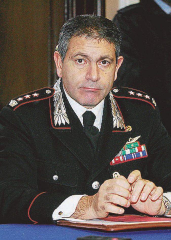 Il generale Maruccia e la strana telefonata ai vertici della Consip