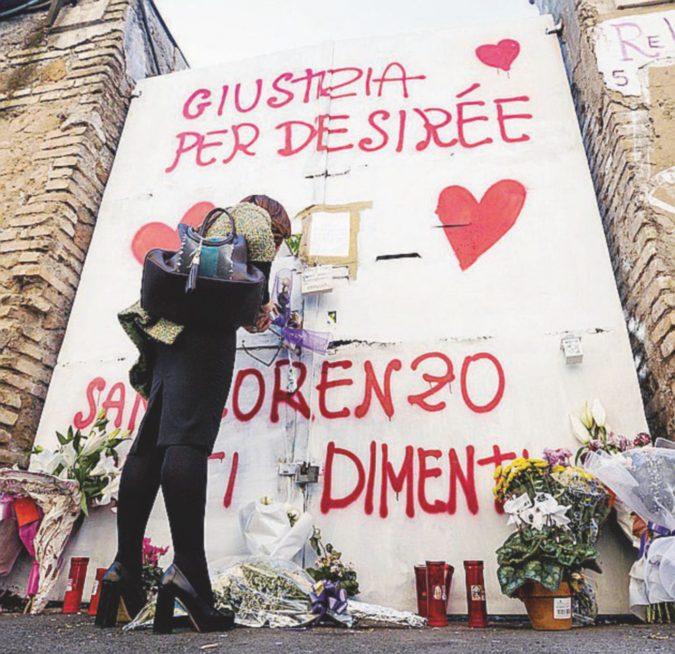 """Desirée, passa la linea dei pm  """"L'omicidio è confermato"""""""