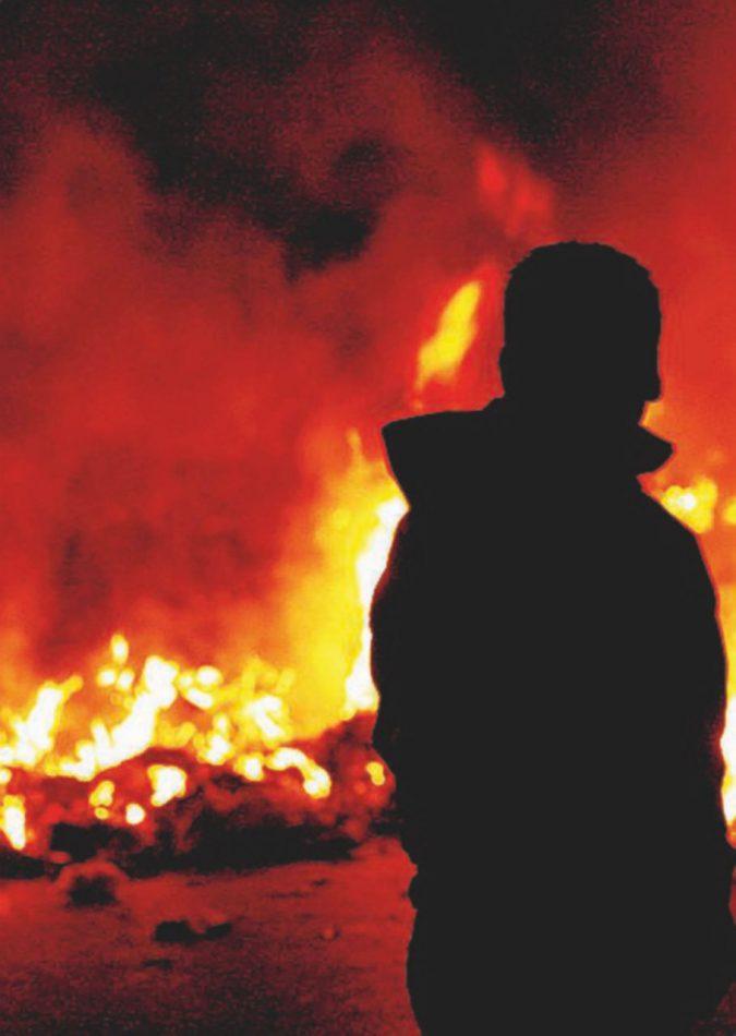 L'aumento degli incendi è senza fine: l'ultimo ieri in provincia di Caserta