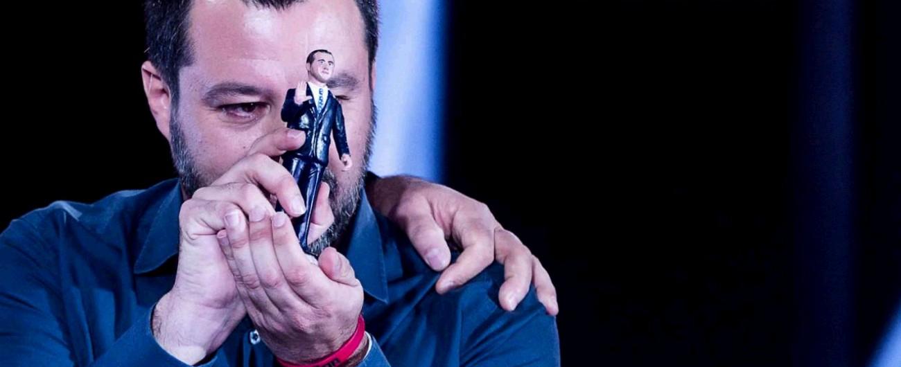 """Inceneritori Campania, Salvini: """"Chi dice 'No' provoca roghi. Bimbi respirano merda"""". Di Maio: """"Lui crea tensioni"""""""