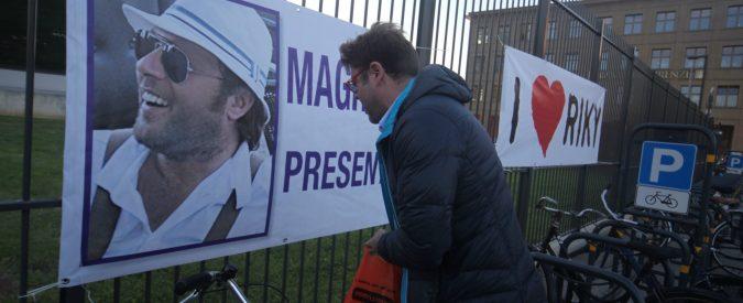 Riccardo Magherini, tutta l'amarezza che provo