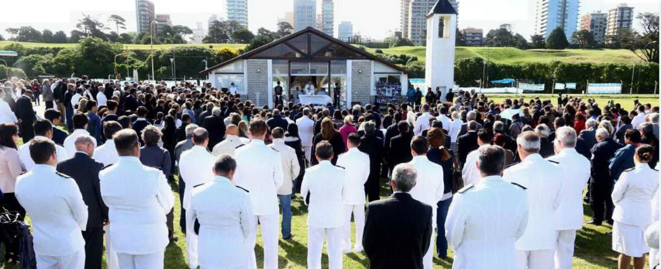 Argentina, ritrovato il sottomarino Ara San Juan: era scomparso un anno fa con 44 persone a bordo