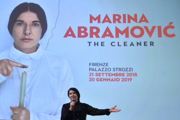 Marina Abramovic, una sua mostra non si visita. Si vive