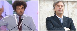 """Dario Corallo, bufera sul giovane candidato Pd: """"Non umiliamo chi è svantaggiato come fa un Burioni qualsiasi"""". Attacchi da politici e dal virologo"""