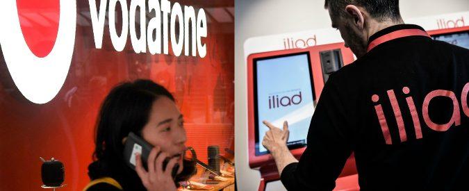 Vodafone 'boccia' la strategia di Iliad. Chi ha davvero ragione