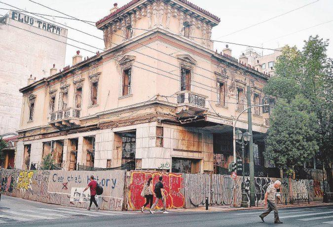 Atene, il difficile riscatto dell'Avana d'Europa