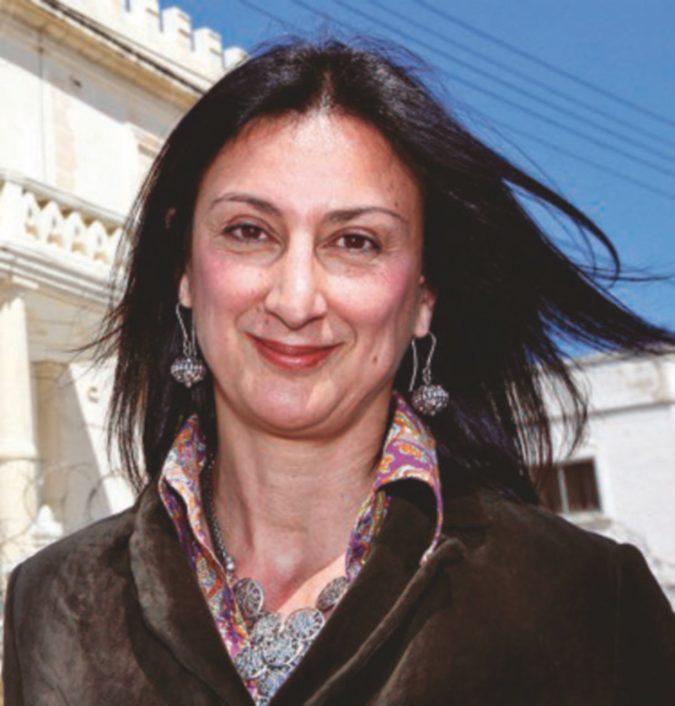 """Daphne Caruana Galizia: """"Identificati due o più mandanti dell'omicidio"""""""