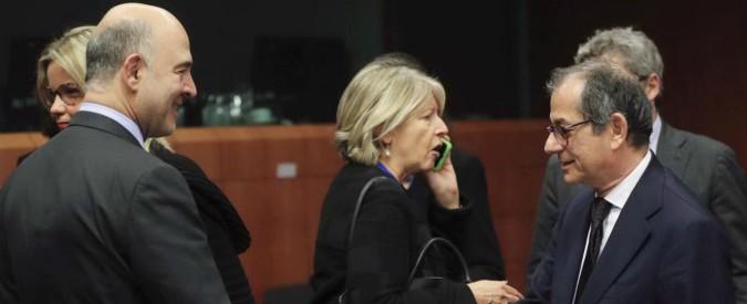 """Manovra, Tria: """"Crescita Ue rallenta, si parli di questo. Attacchi all'Italia? Perché molti hanno difficoltà politiche interne"""""""