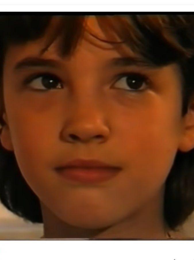 """Asia Argento, l'intervista a 10 anni: """"Ho visto tutti i film di papà e non dormivo la notte"""""""
