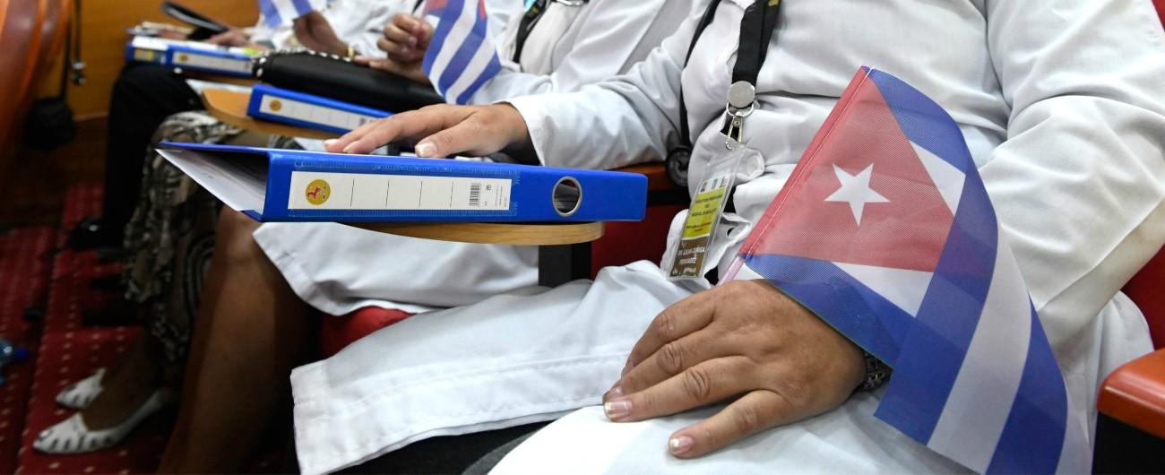 Cuba: 'Via nostri 8mila medici dal Brasile' Bolsonaro: 'Chi resta avrà l'asilo politico' Così è a rischio sanità in aree più povere