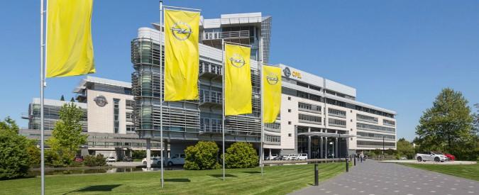 Opel, è tempo di offensiva elettrica. Nel 2019 la prima auto a batteria