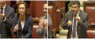 """Anticorruzione, governo battuto col voto segreto. Fiano: """"Maggioranza debole"""". E Forza Italia grida: """"Onestà, onestà"""""""