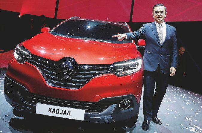 Evasione e falso, in carcere il capo di Nissan-Renault