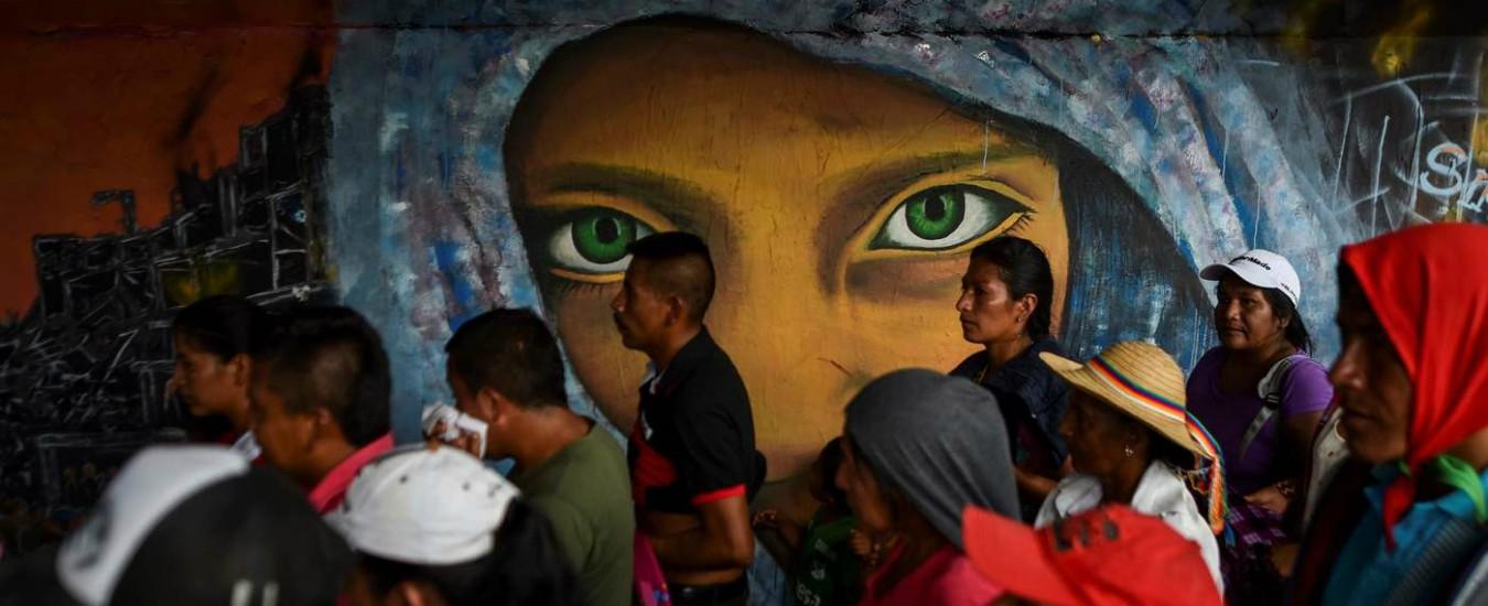 Colombia, la comunità della Pace di San José de Apartado rischia di scomparire
