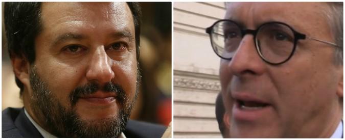 """Dl Genova, Salvini firma semplificazione Antimafia. Cantone: """"Con la deroga si può favorire corruzione e infiltrazione clan"""""""