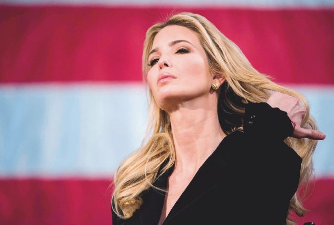 Ivanka Trump, la bionda tutta affari e Casa…  Bianca