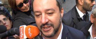 """Anticorruzione, Salvini: """"Garanzie a Di Maio? Se rispetta patti, lo faccio anch'io. La norma sul peculato verrà corretta"""""""