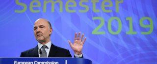 """Manovra, Commissione Ue la boccia e raccomandaprocedura per deficit eccessivo: """"Violata regola del debito"""""""