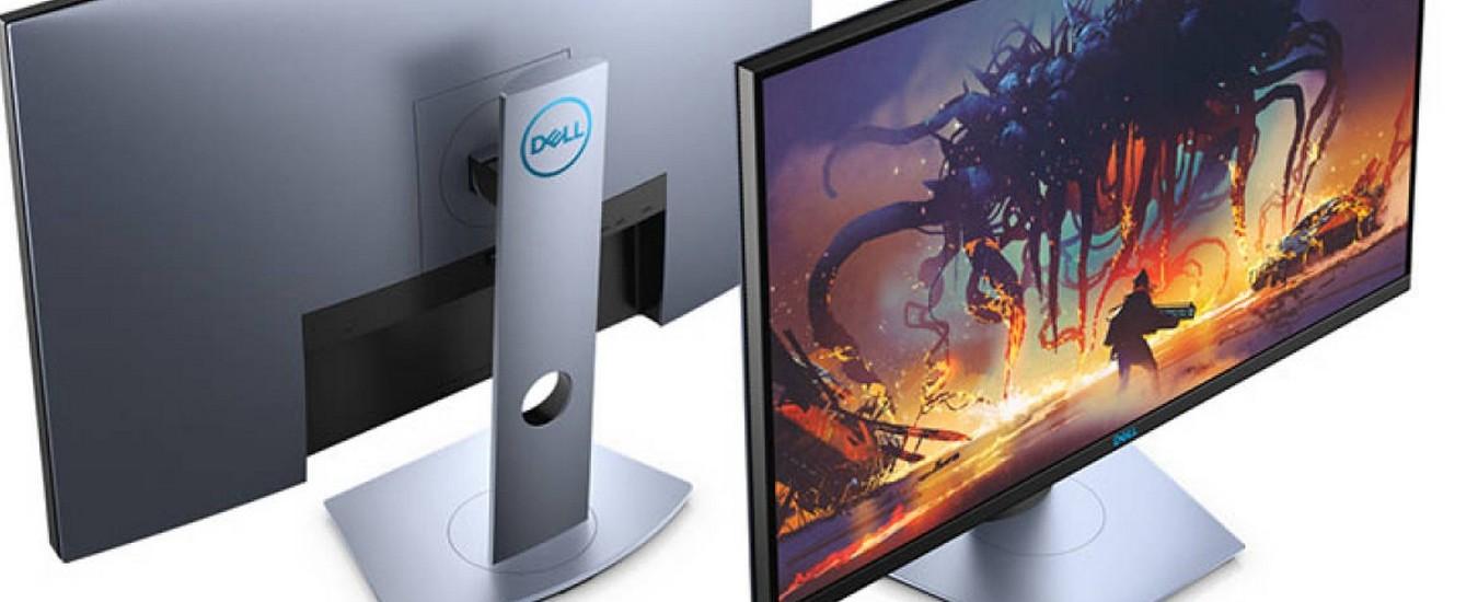 Dell S2719DGF, il monitor per giocare con ottimo rapporto fra prezzo e prestazioni