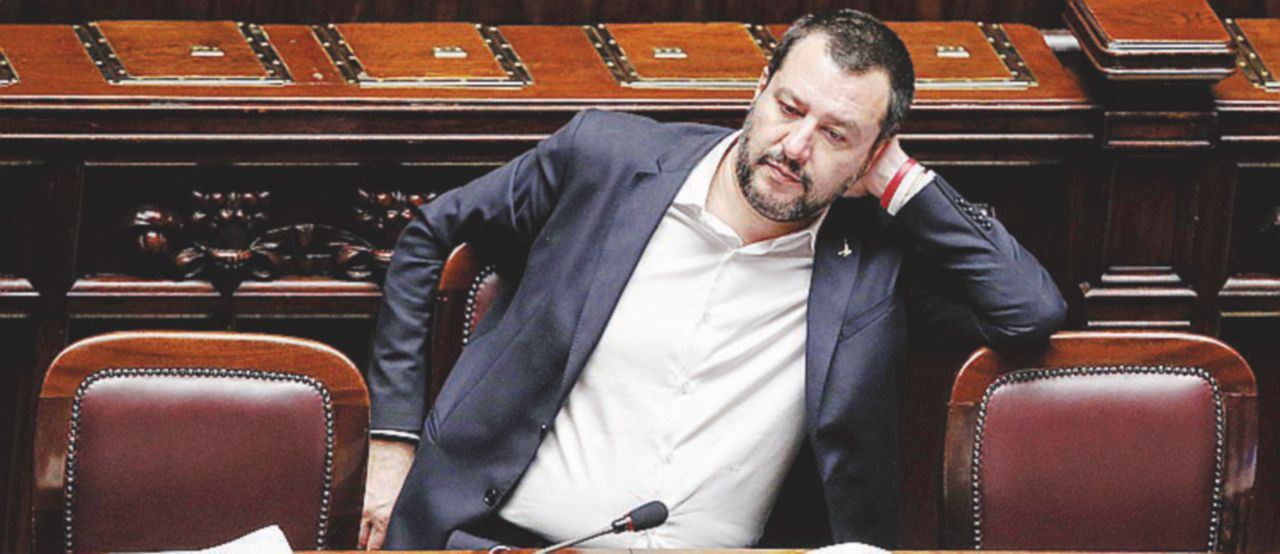 Sondaggi, Lega ancora in crescita: distanza di 7 punti da M5s. E Salvini è primo anche in Emilia-Romagna