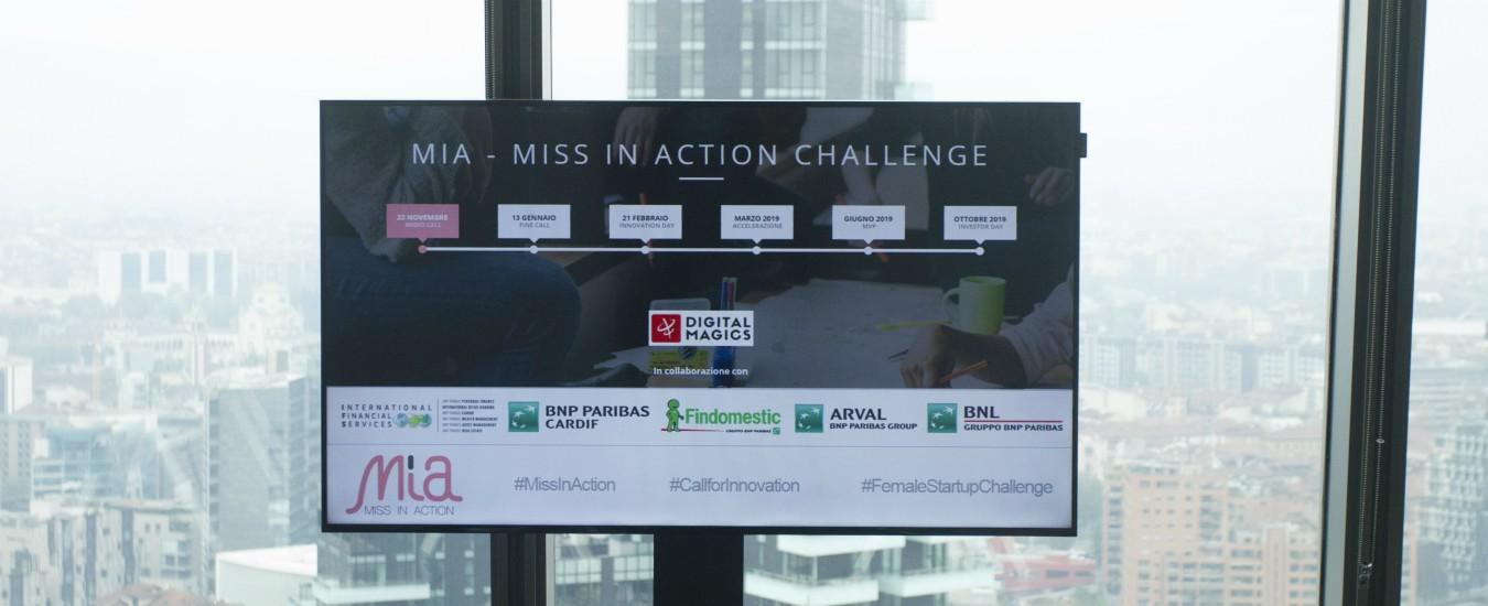 Parità di genere, nasce MIA: il progetto che punta sulle start up e le imprese al femminile aiutandole a crescere