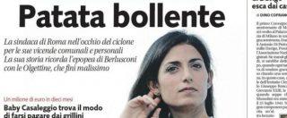 """""""Patata bollente"""", Tribunale di Milano e Ordine Giornalisti condannano Libero per il titolo """"sessista"""" su Virginia Raggi"""