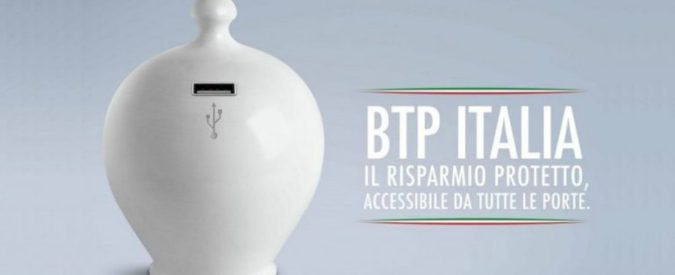 Btp-Italia, i titoli di Stato non sono sicuri per legge. Lo sappiamo dal 2012