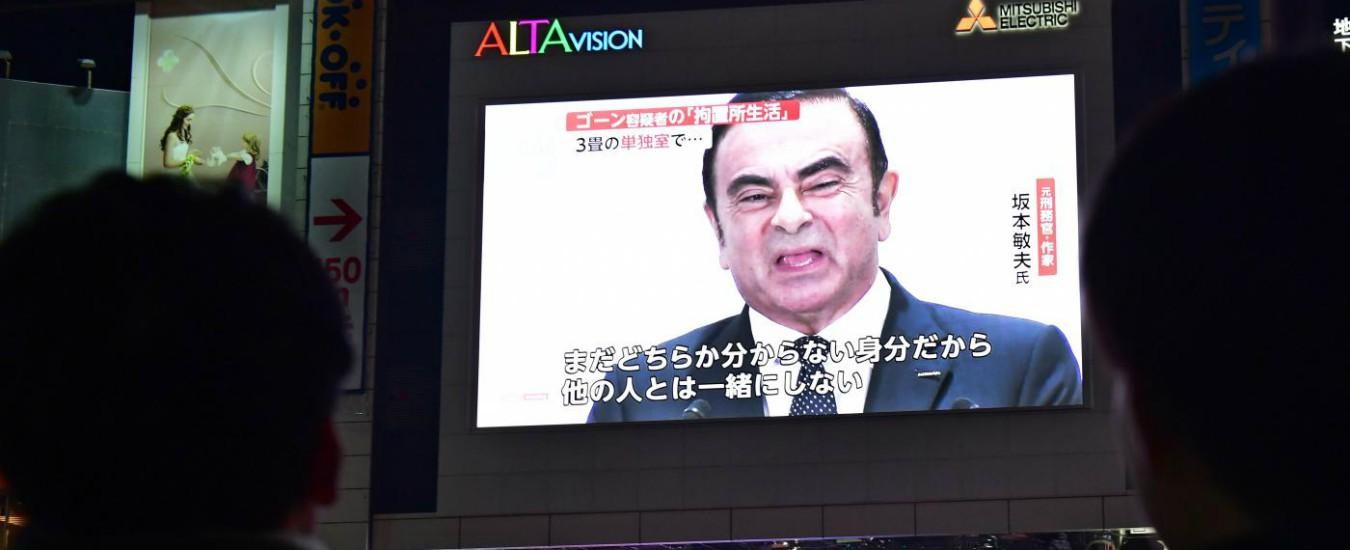 Nissan Renault, il tiranno dell'auto Carlos Ghosn è in galera. Che strano finisca così