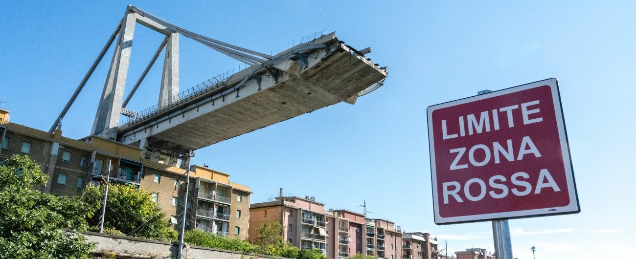 """Ponte Morandi, Autostrade avverte Bucci: """"Ricostruire è nostro obbligo e diritto"""""""