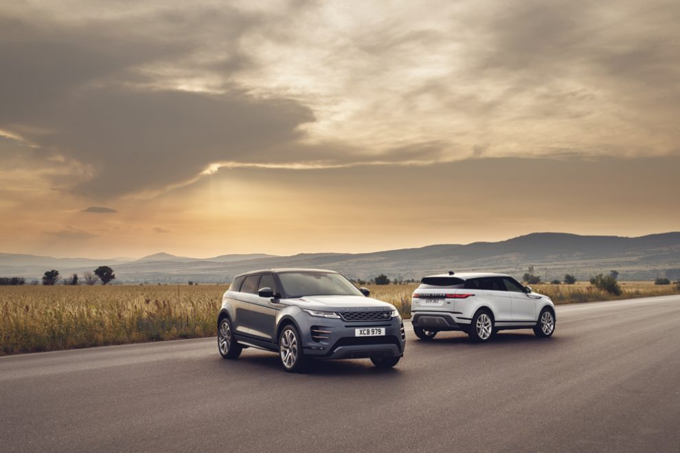 Range Rover Evoque Presentata La Nuova Generazione Sarà Anche