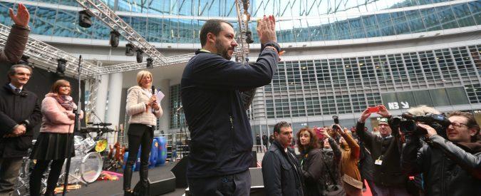 Salvini, quando i politici diventano rockstar noi possiamo solo fare il tifo