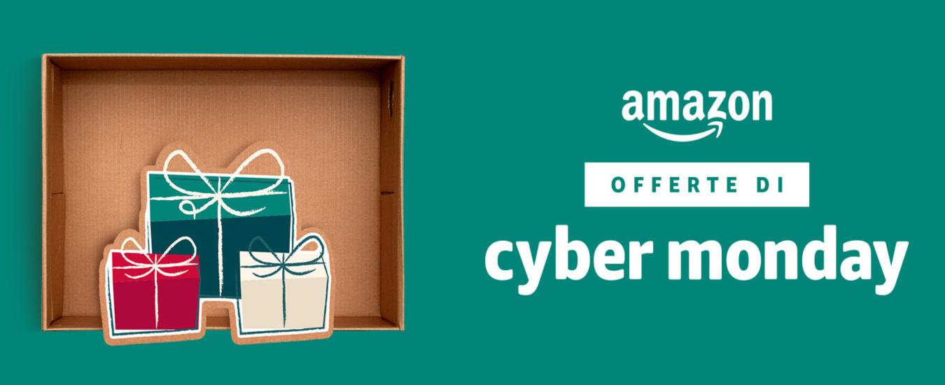 Cyber Monday 2018, i migliori sconti Amazon per chi non ha approfittato del Black Friday