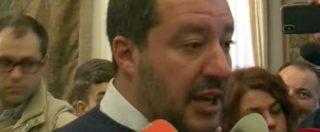 """Manovra, Salvini a Ue: """"Non è un pacchetto chiuso. Serve un'Italia che cresce, non i ricatti"""""""