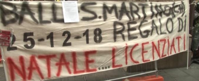 """Abruzzo, Ball Beverage licenzia 70 operai dal giorno di Natale: """"Nel 2018 record di lattine prodotte, azienda non è in crisi"""""""