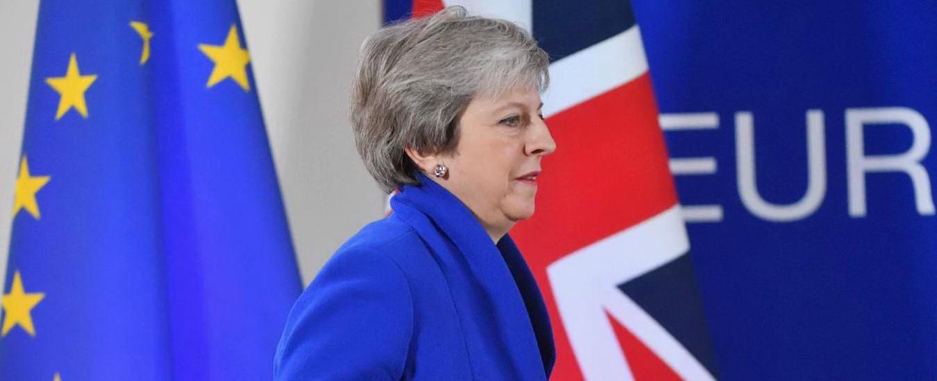 """Brexit, oggi è il giorno della decisione del Parlamento. Un'uscita senza accordo? """"Disastro economico inimmaginabile"""""""