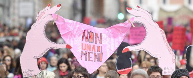 Non è normale che sia normale che la politica si ricordi delle donne solo il 25 novembre