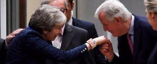 Brexit, c'è l'ok dei 27 leader dell'Ue all'intesa di divorzio con il Regno Unito