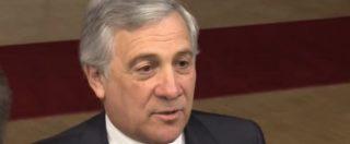 """Manovra, Tajani: """"Non è questione di cene, ma di sostanza. Governo ancora in tempo per cambiare"""""""