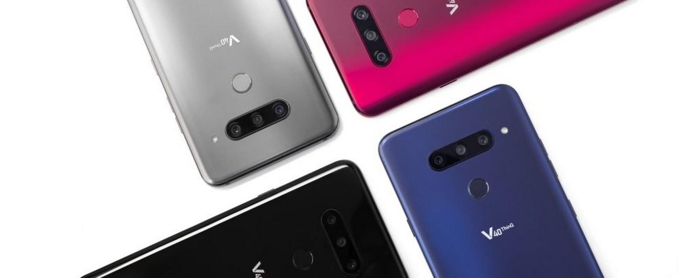 LG brevetta lo smartphone con 16 fotocamere. Vi potrebbero bastare?