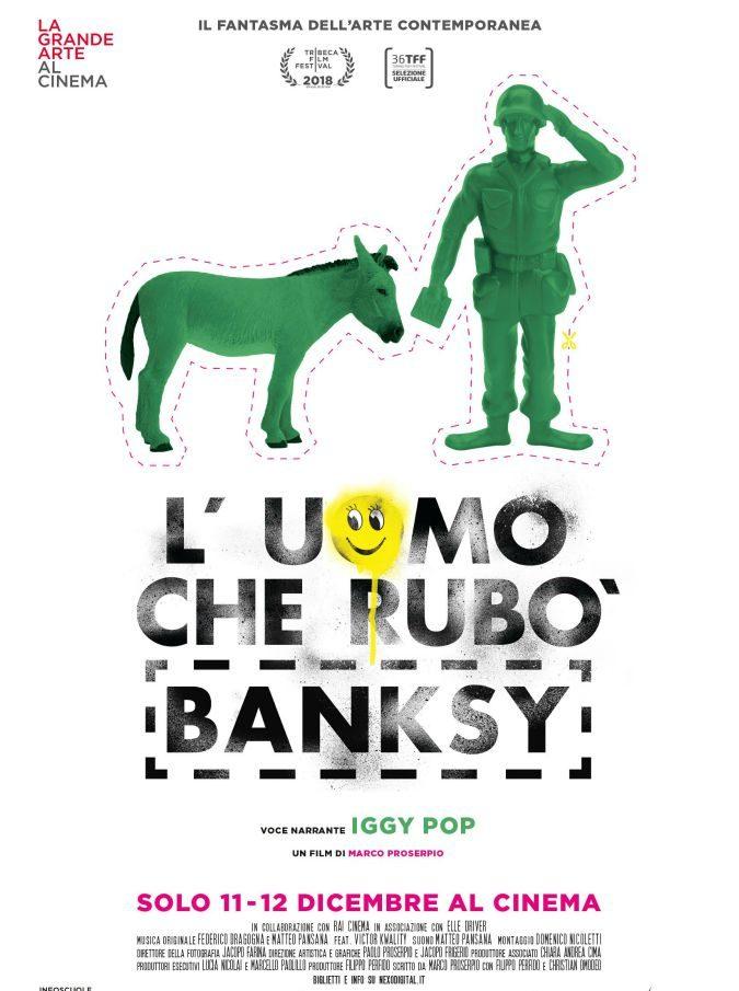 Torino Film Festival, irrompe la voce disobbediente di Iggy Pop con il documentario The Man Who Stole Banksy