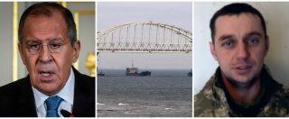 """Russia-Ucraina, marinaio di Kiev arrestato """"confessa"""" davanti ai servizi segreti russi Mosca rifiuta mediazione internazionale"""