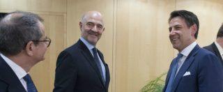 """Manovra, fonti del Tesoro: """"C'è accordo informale con Bruxelles"""". Palazzo Chigi: """"Essenziale conservare riservatezza"""""""